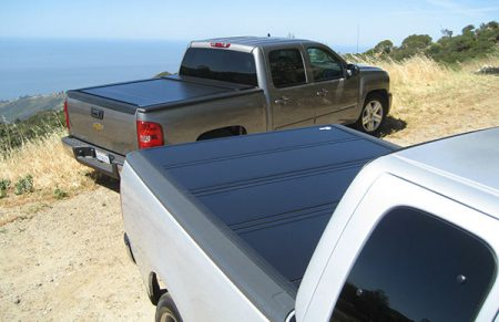 SAVE $50.00 on the purchase of a tonneau cover when you purhcase a LINE-X spray on bedliner!