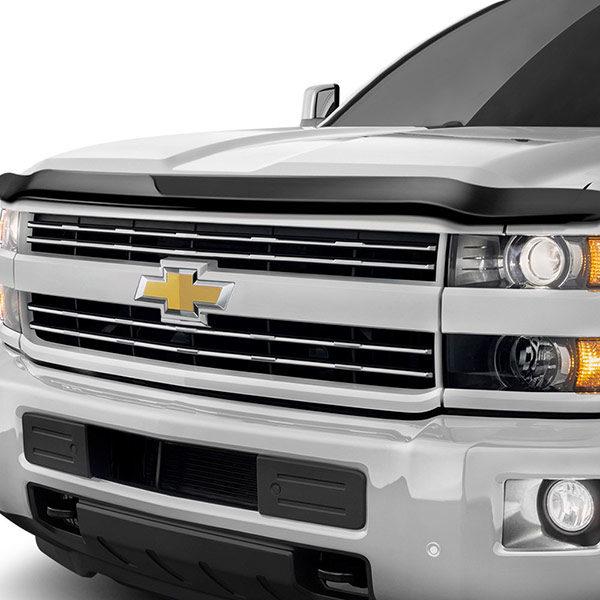 Lund Truck Accessories >> Hood Guards & Bug Deflectors - Line-X